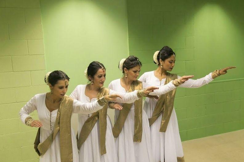 Foto 15 de Música y danza clásica del sur de Asia en Barcelona | Núpura