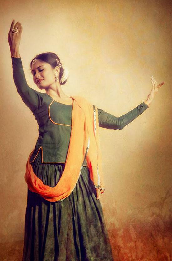 Academia de danza clásica india