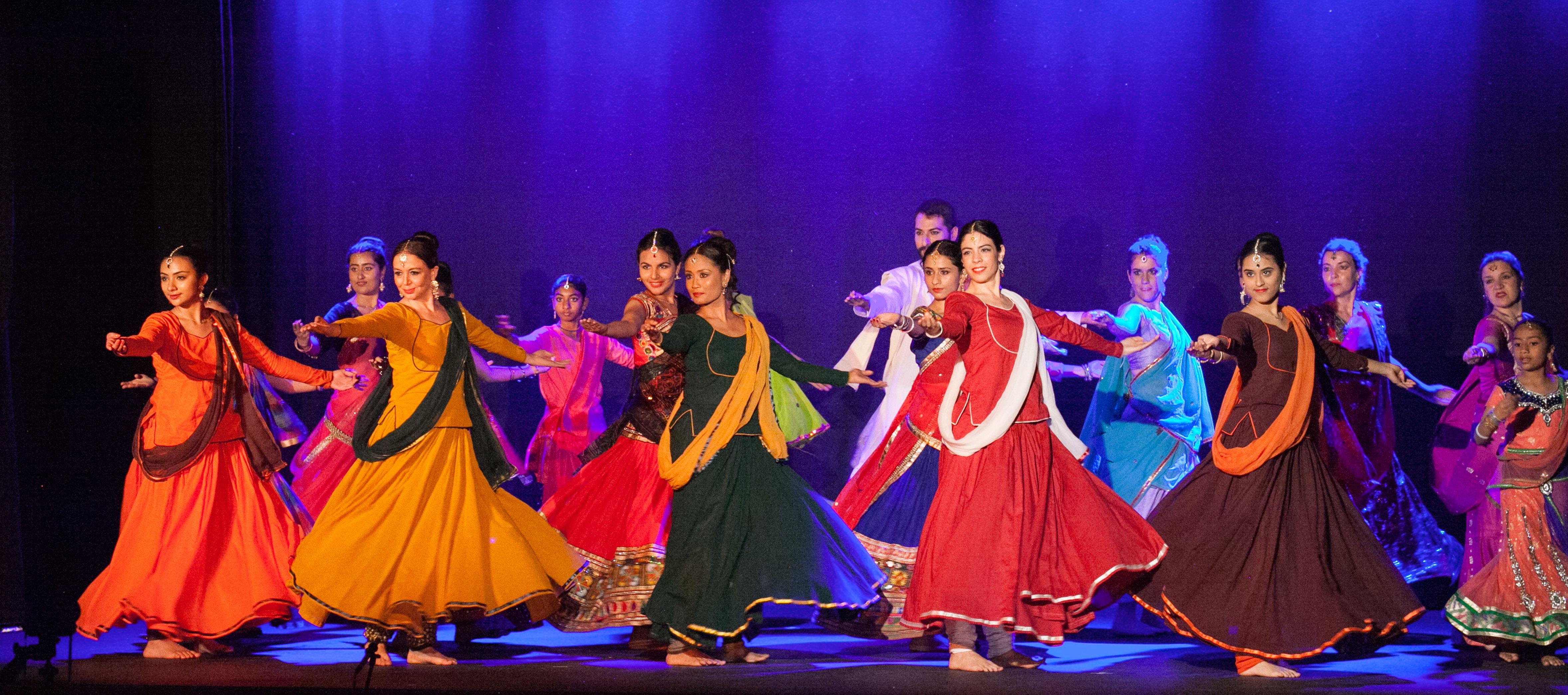 Centro de danza clásica india en Barcelona
