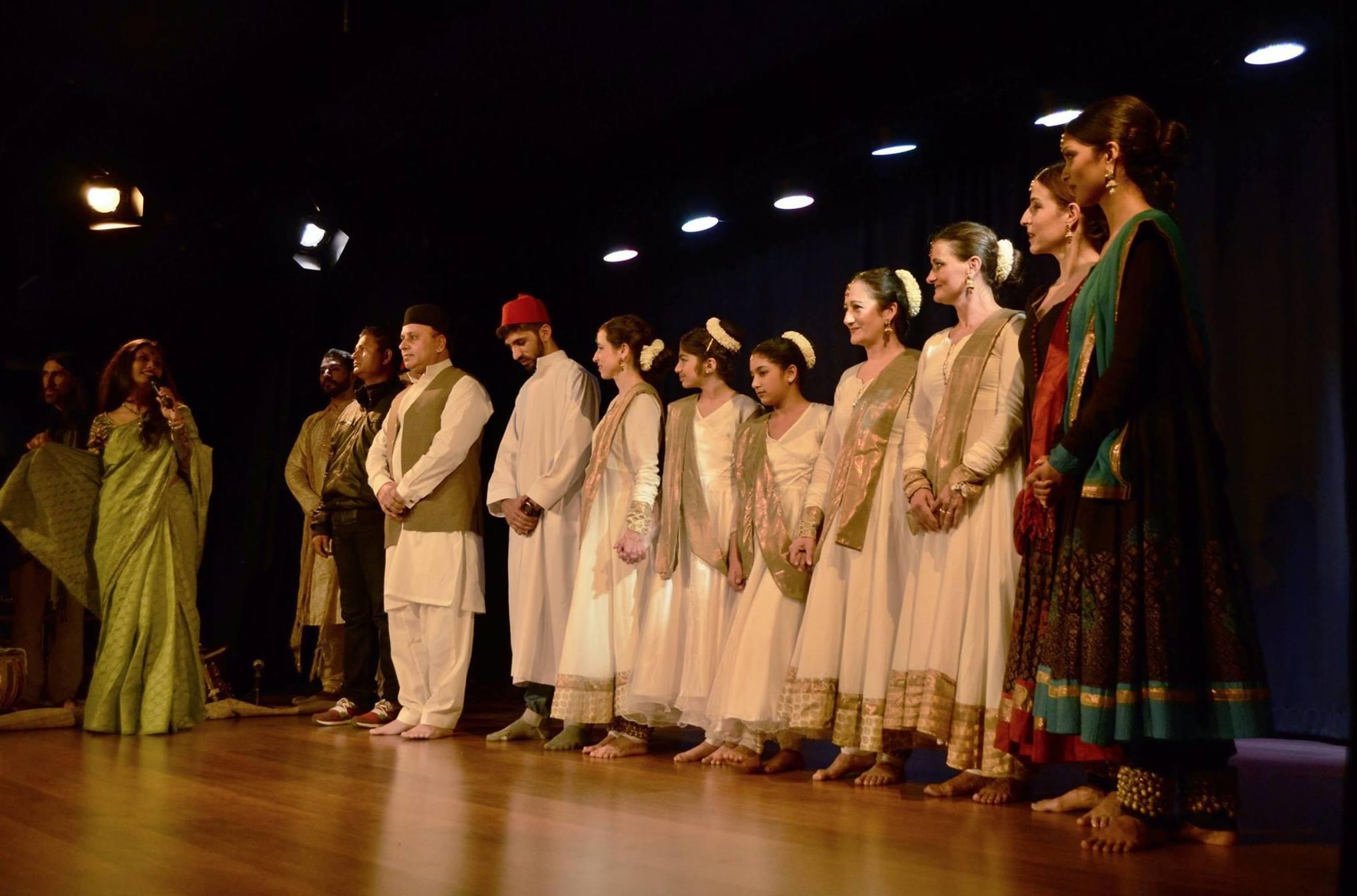 Foto 17 de Música y danza clásica del sur de Asia en Barcelona | Núpura