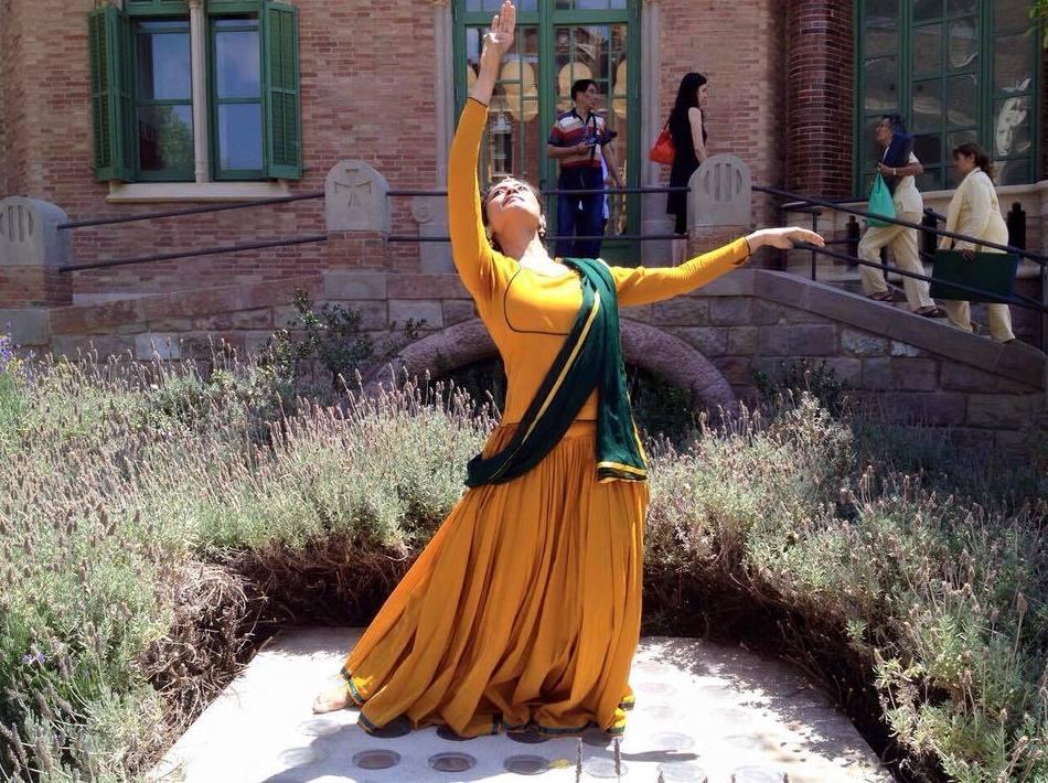 Foto 20 de Música y danza clásica del sur de Asia en Barcelona | Núpura