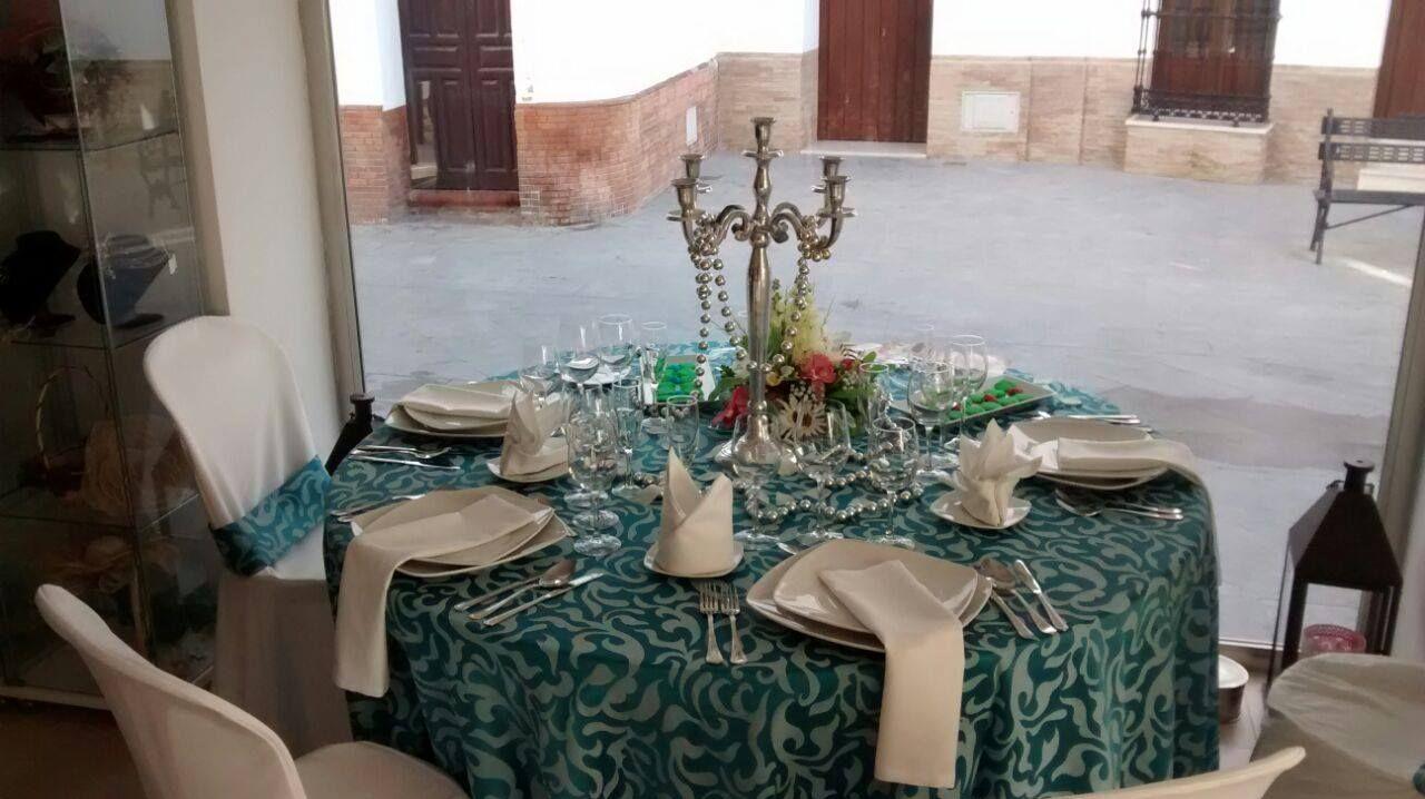 Catering de primera calidad en Sevilla