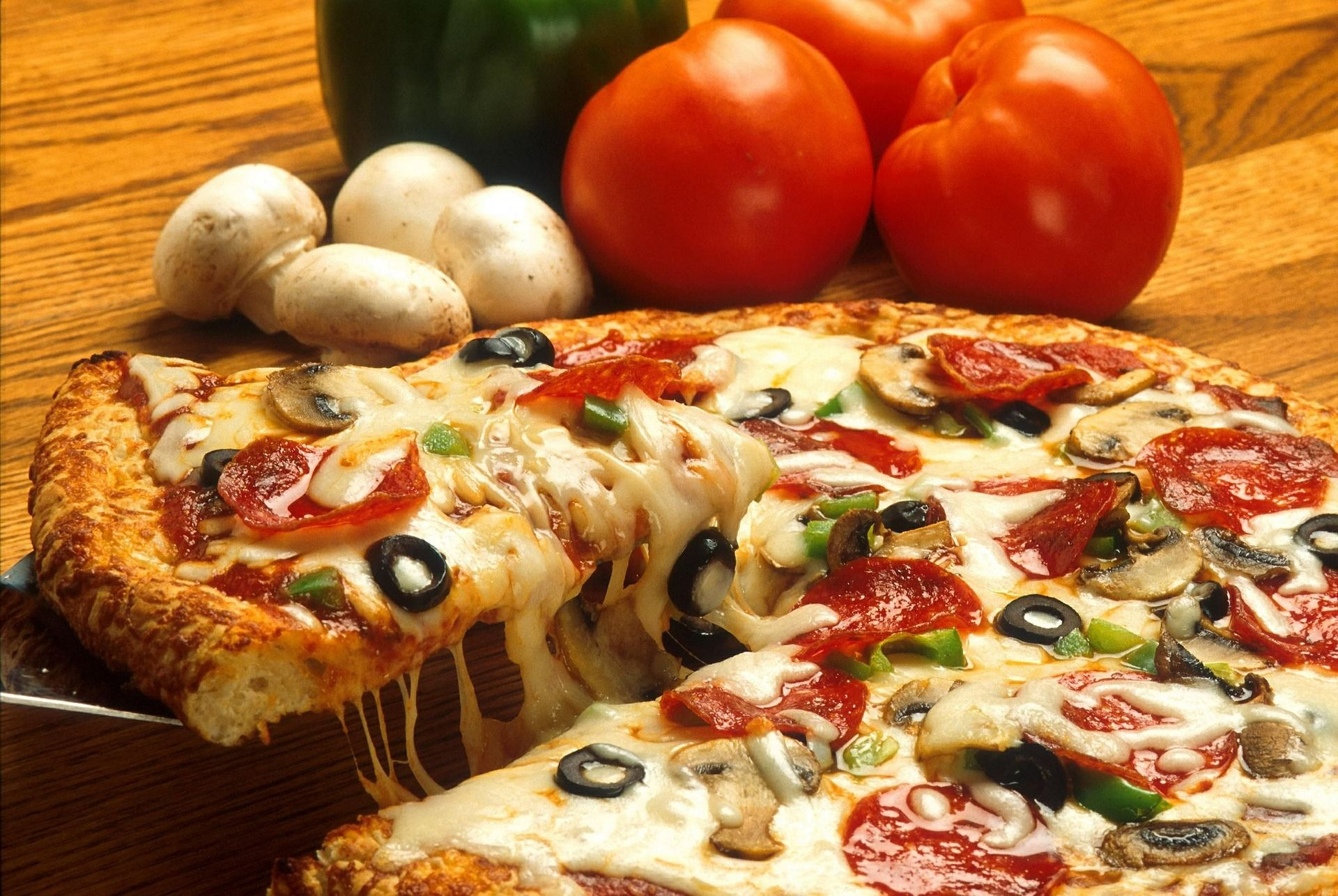 La mejor pizza italiana en Mallorca