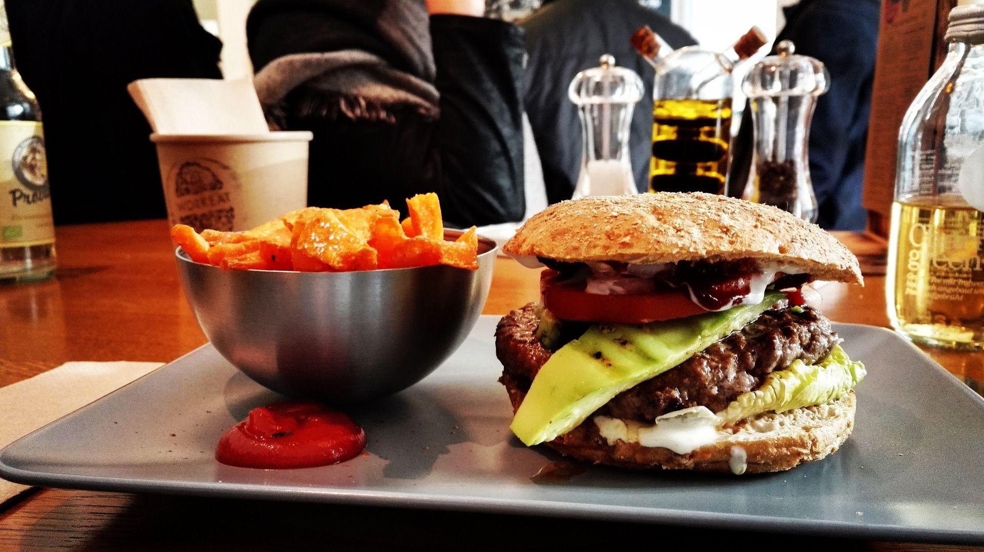 Nuestras hamburguesas: Carta  de Al Taglio Palma - Cavallino Rosso