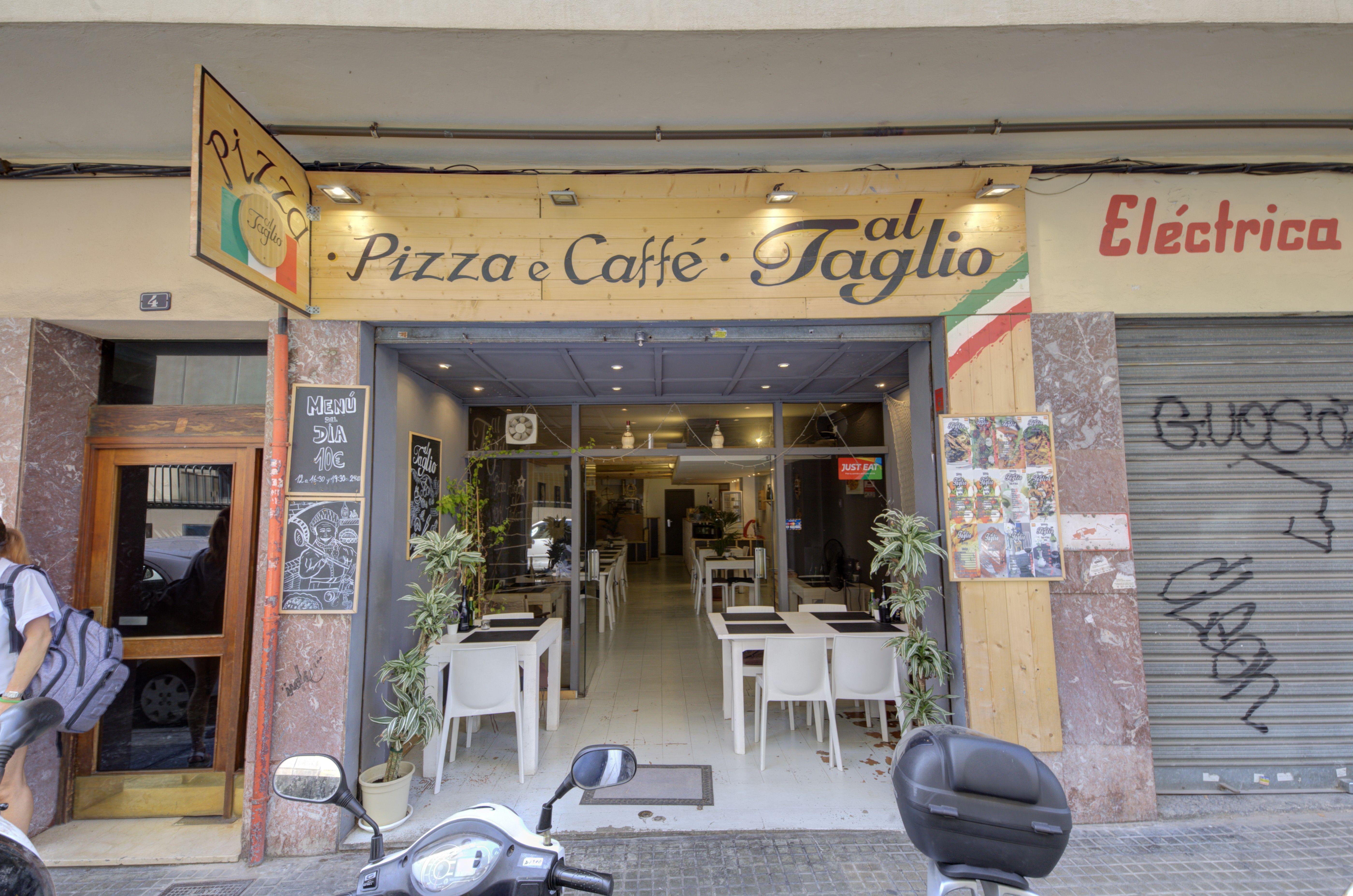 Restaurante italiano en Palma de Mallorca