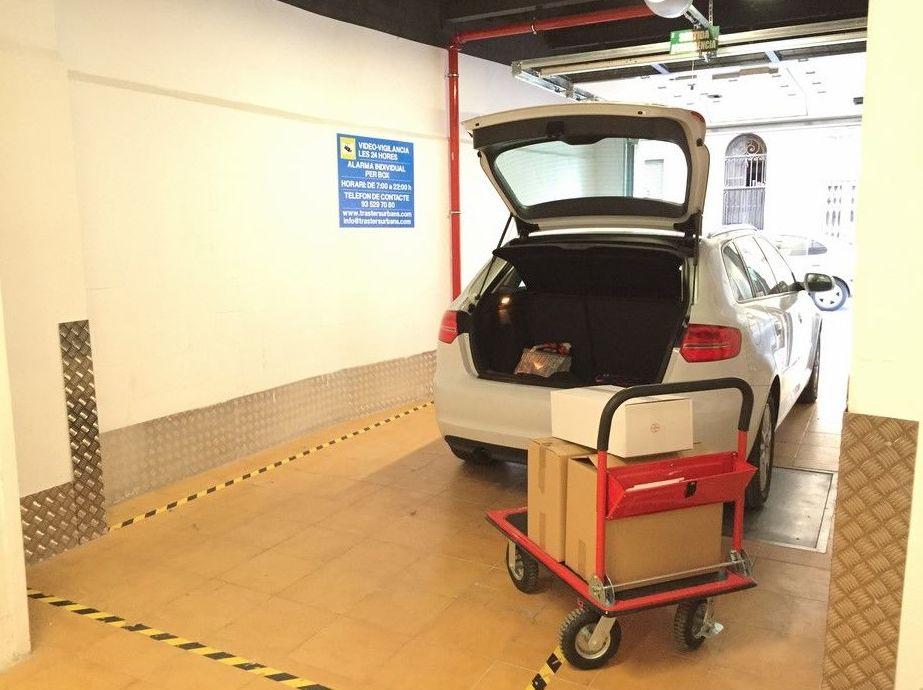 Seguros, cómodos y de fácil acceso: Servicios de Trasters Urbans