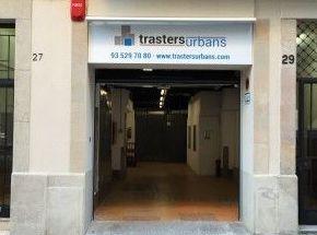 Alquiler de trasteros en Barcelona