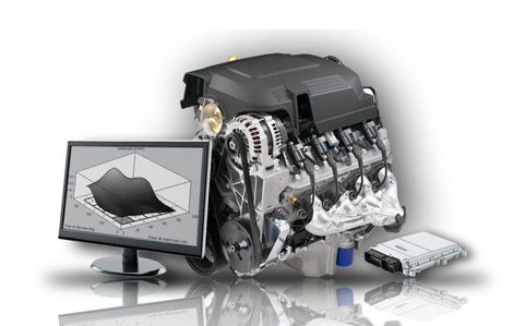 Potencialización de motores