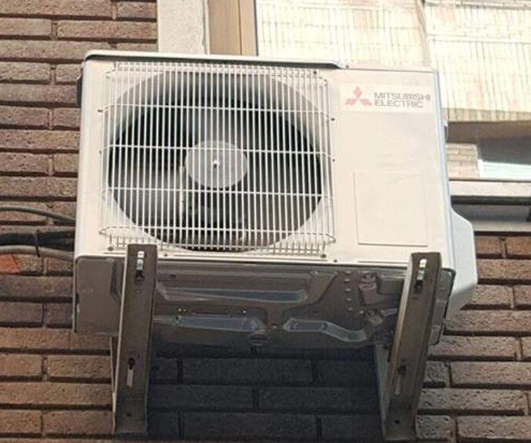 Trabajos de climatización en Granada