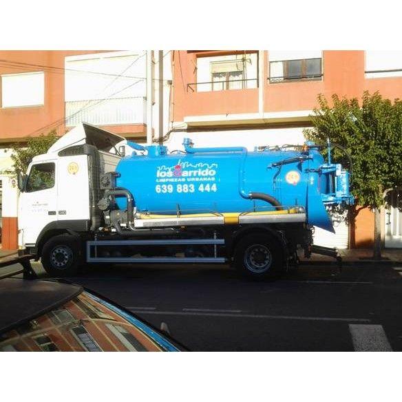 Limpieza de fachadas, fincas, locales...: Servicios de Los Garrido Limpiezas Urbanas