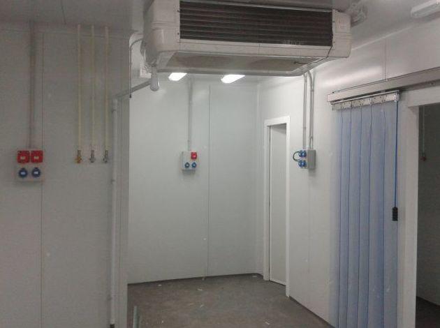 Sala de trabajo a medida
