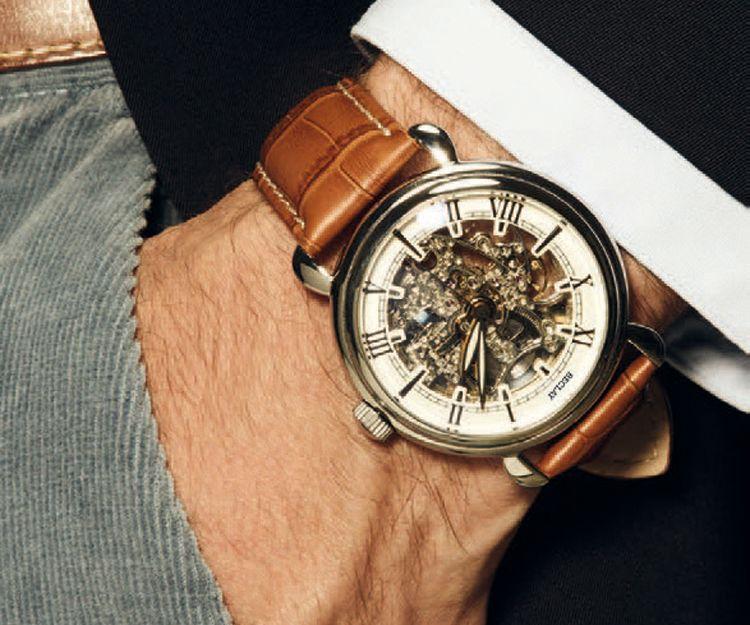 Relojes de caballero en Valladolid