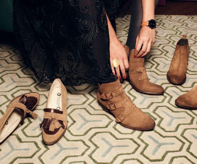 Venta de zapatos en Valladolid