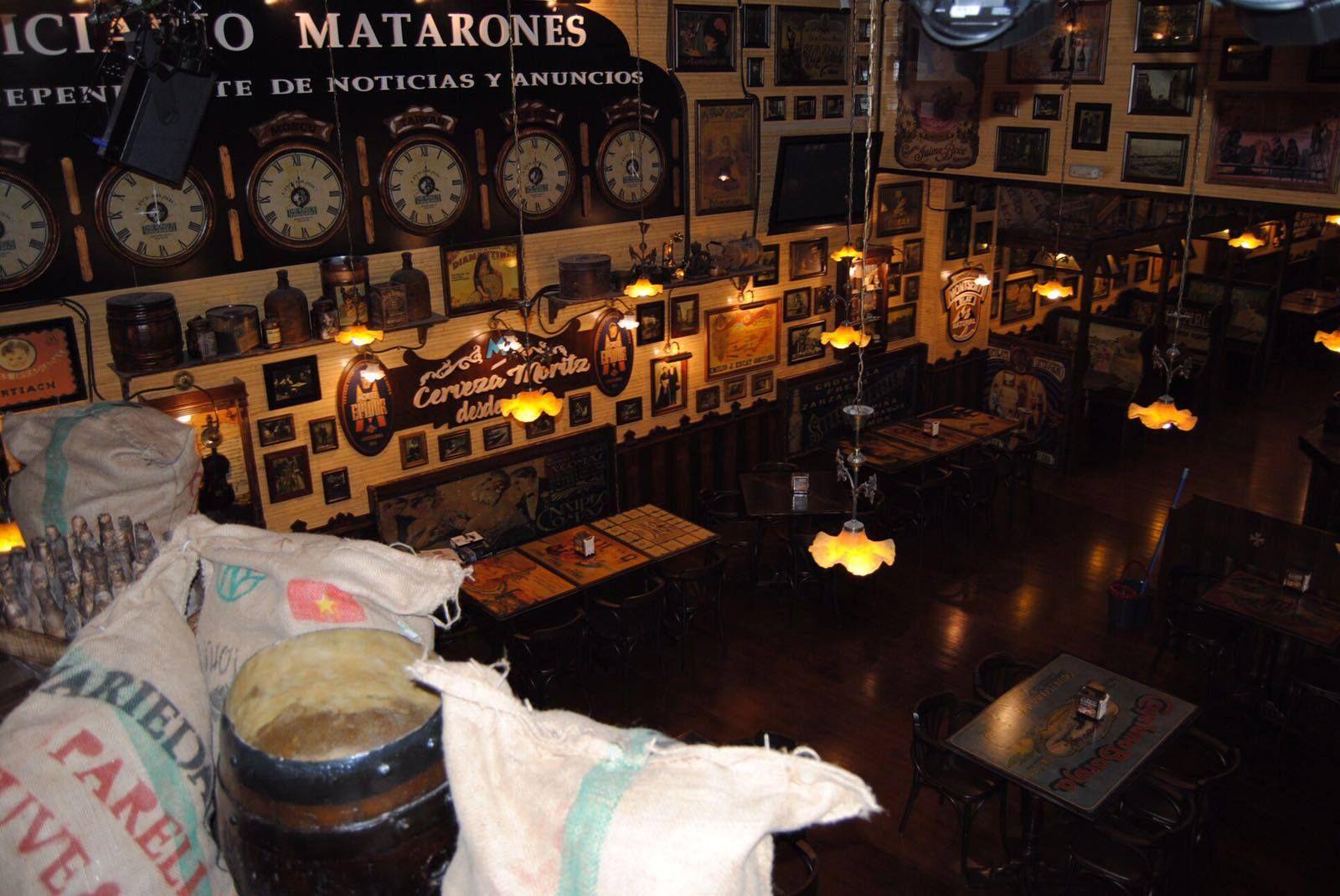 Restaurante hamburguesería Mataró