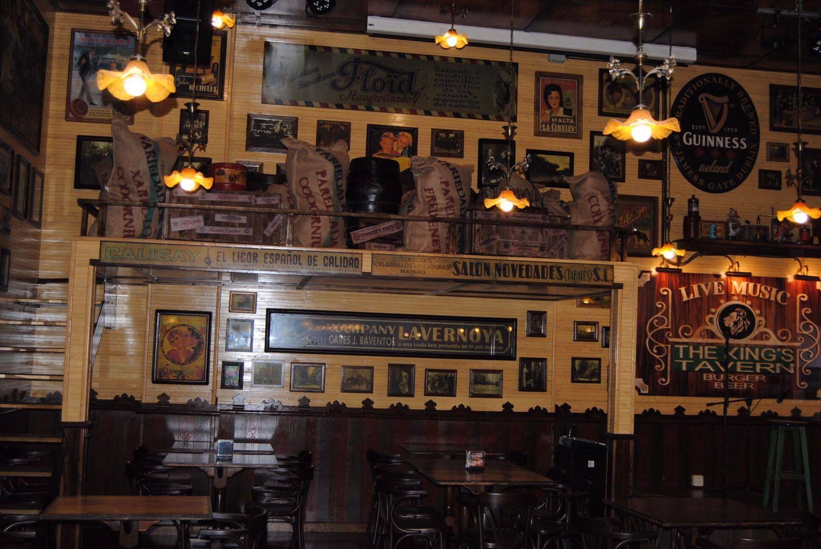 Taberna inglesa Mataró