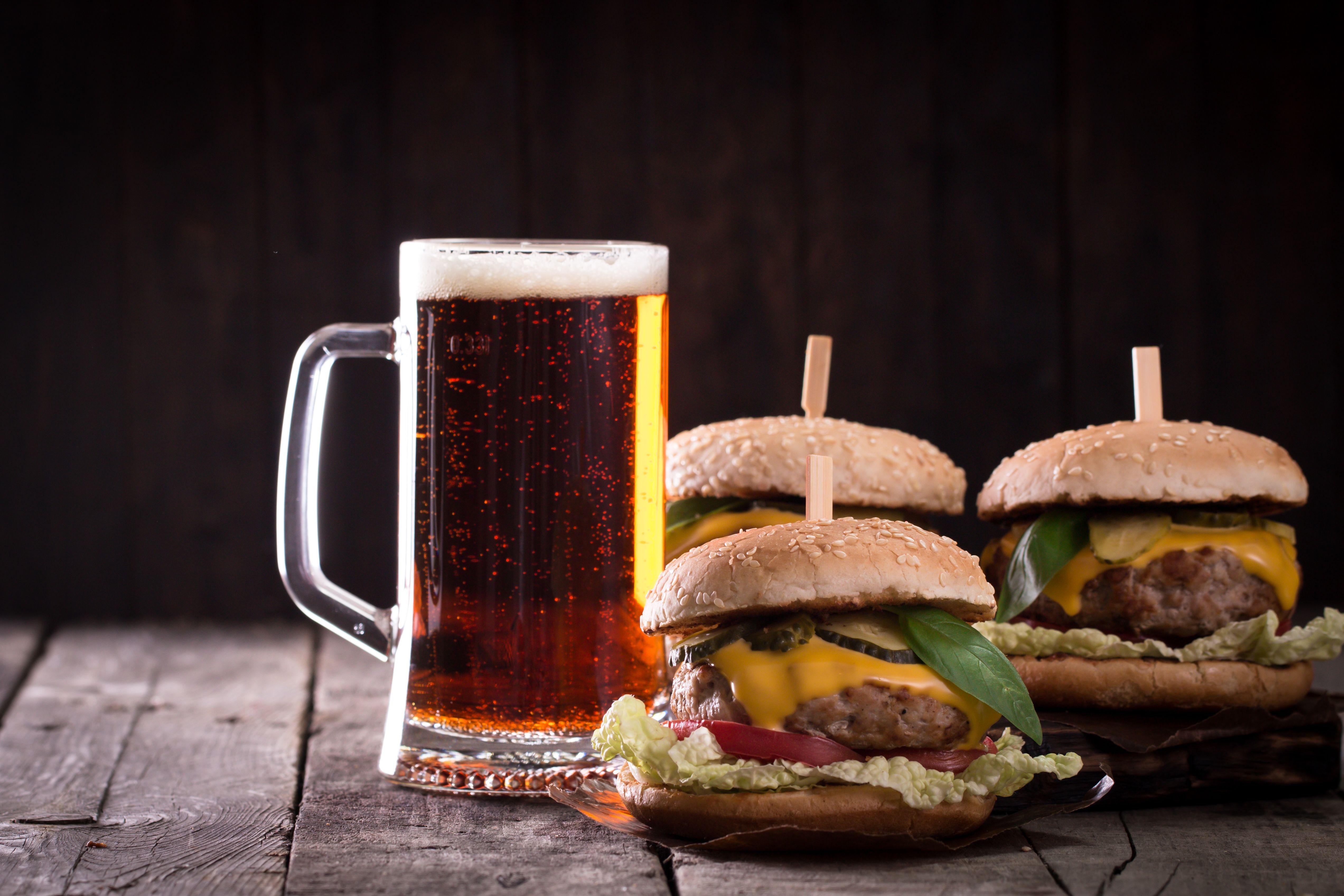 Hamburguesas: Servicios de The King´s Tavern