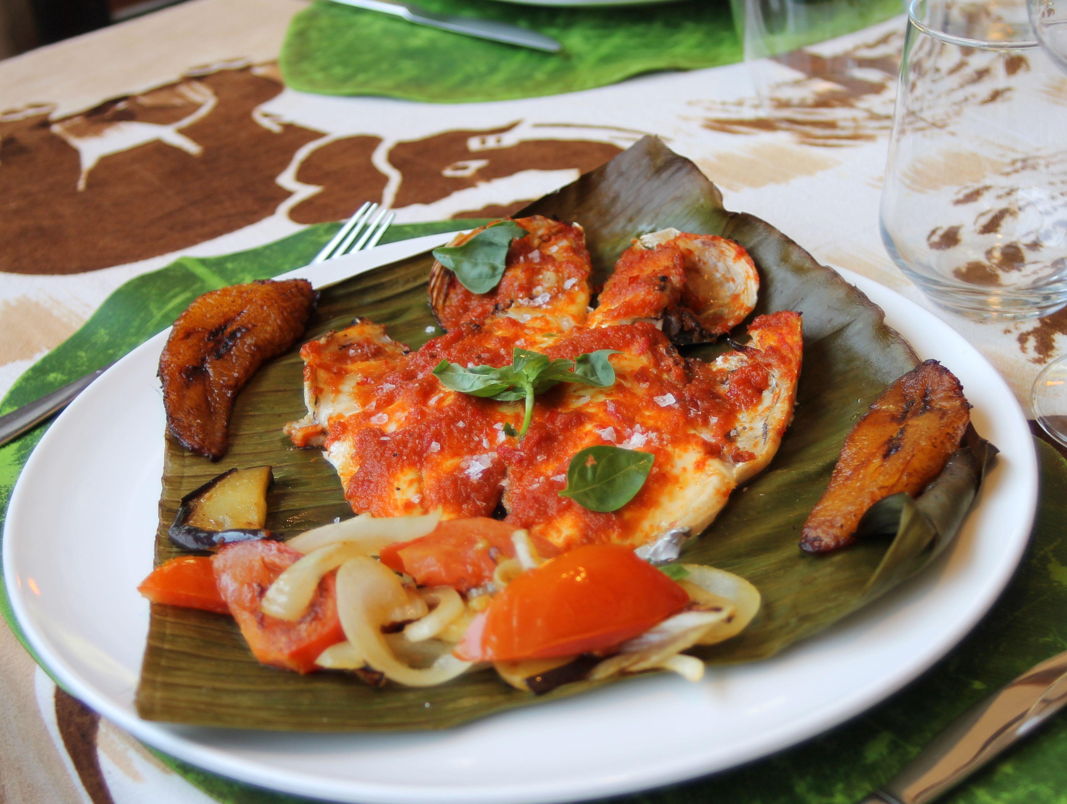 Foto 12 de Restaurante en  | Baobab Exotic