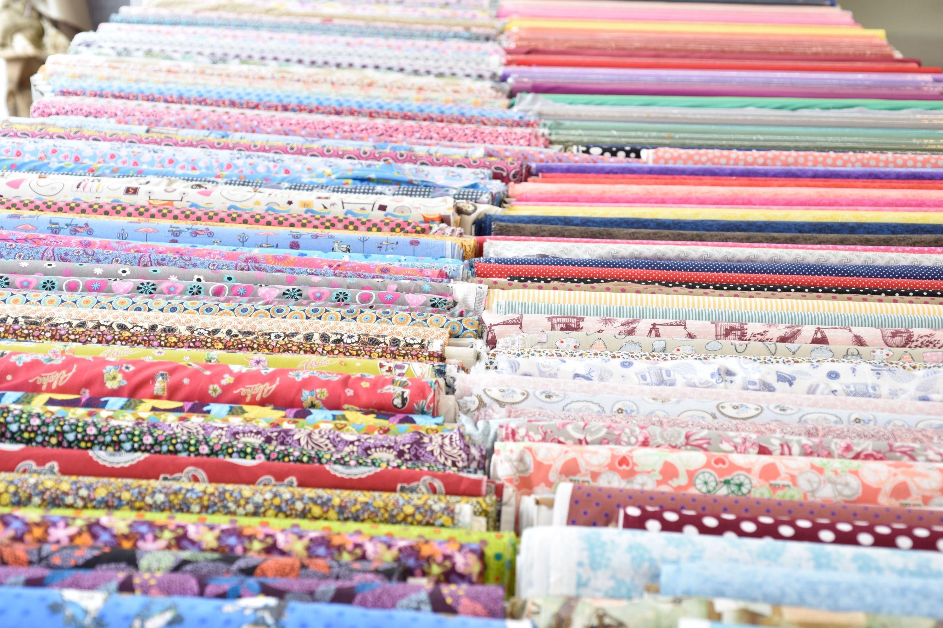 Trapitos, venta de telas
