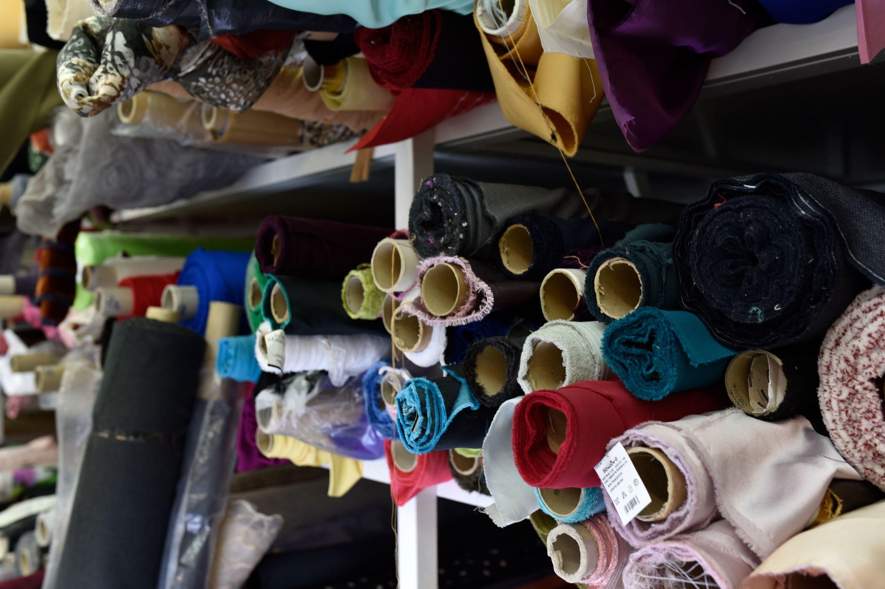 Trapitos, venta de telas por metros