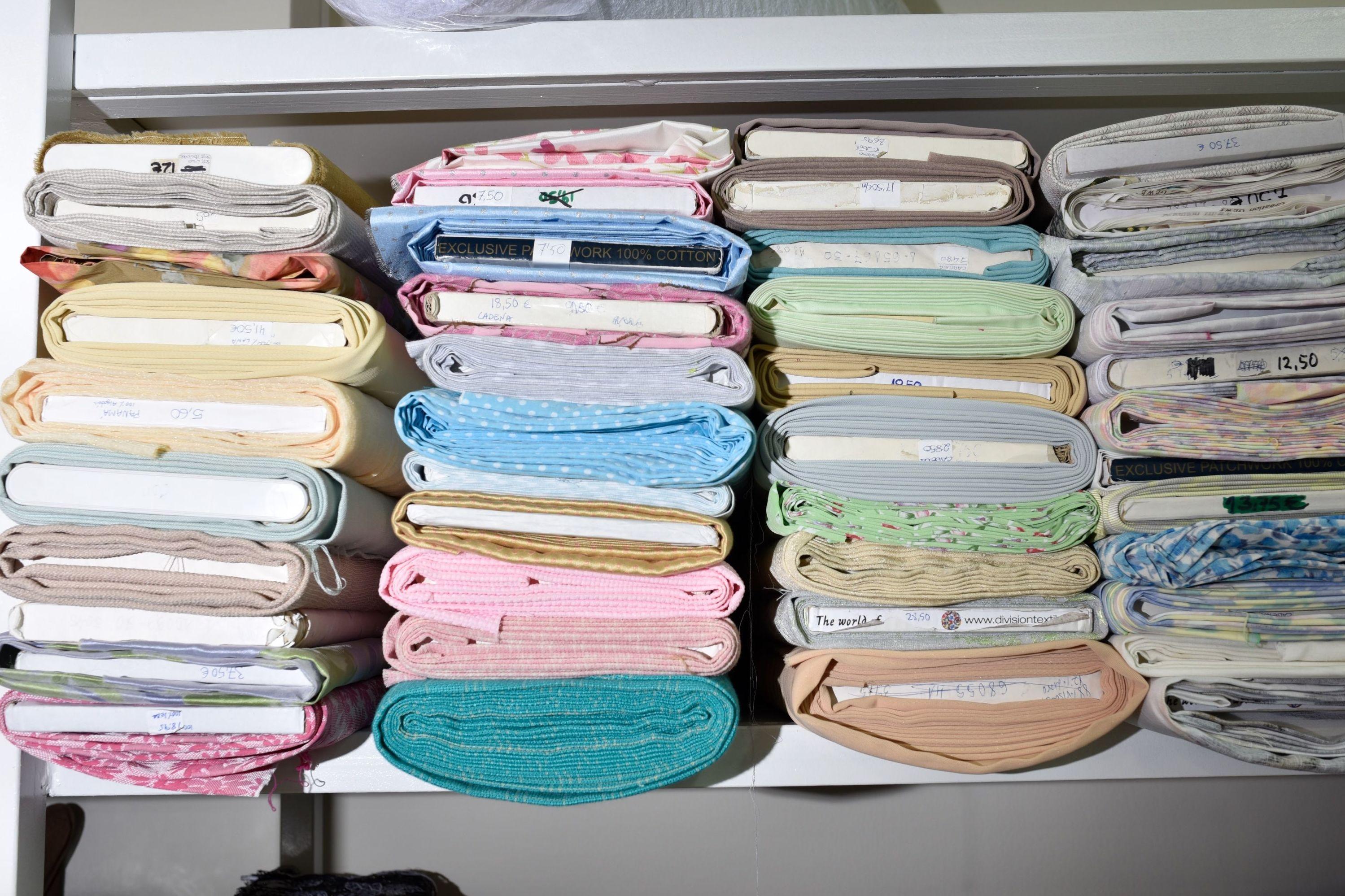 Trapitos, telas para ropa de cama
