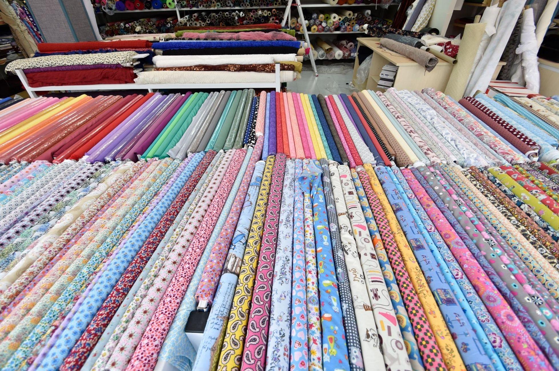 Venta de telas por metros en Trapitos
