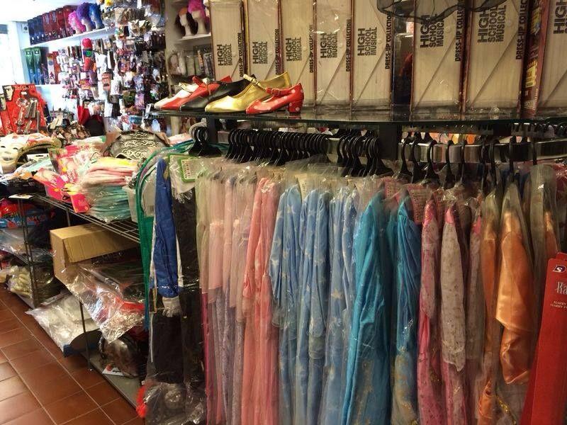 Venta de disfraces y complementos: Productos de Atucom Barcelona