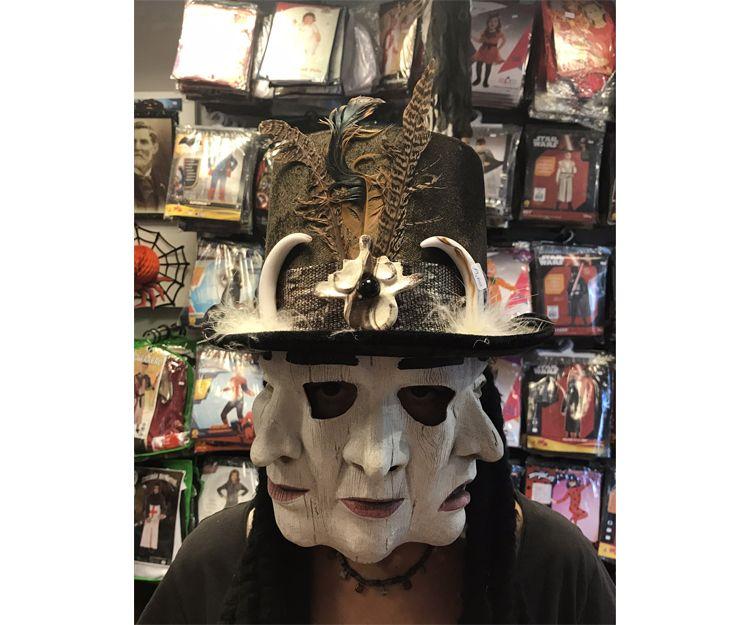 Máscaras para todos los gustos