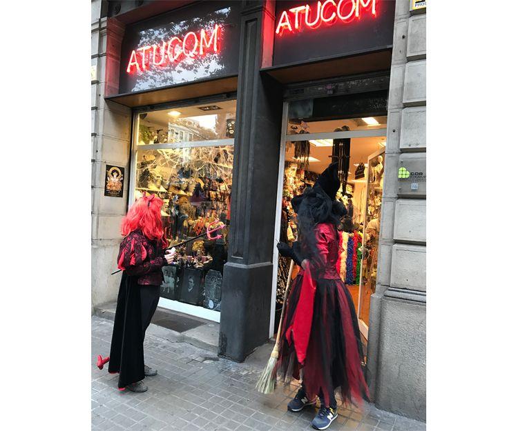 Divertidos disfraces para Carnaval en Barcelona