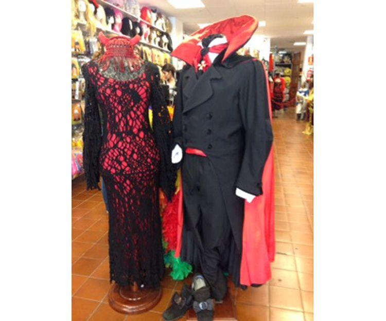 Disfraces de vampiros