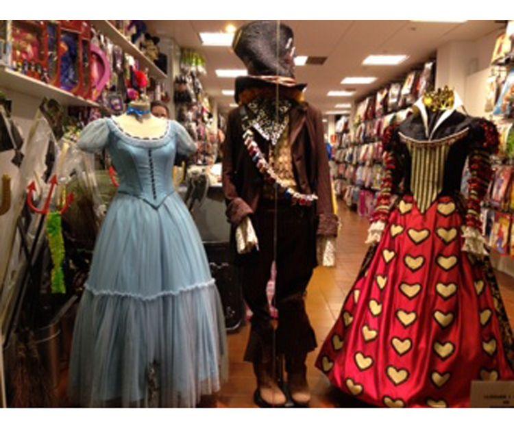 Venta y alquiler de disfraces en Barcelona