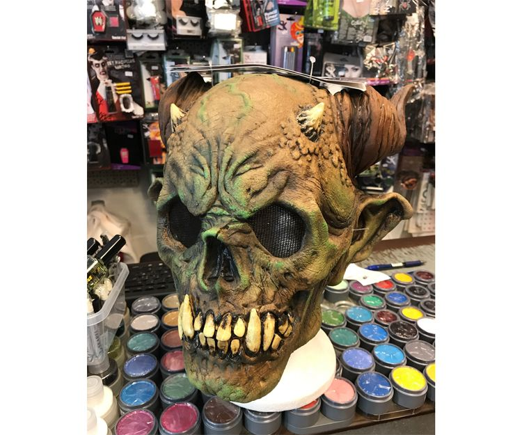 Venta de máscaras en Barcelona