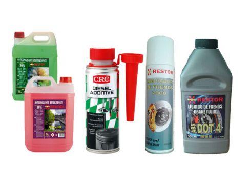 Productos químicos: Productos de Restor Suministros