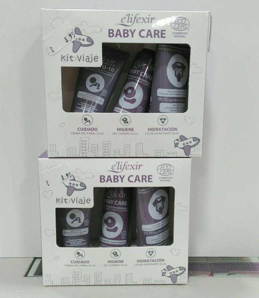 kit de viajes para bebés Hernani