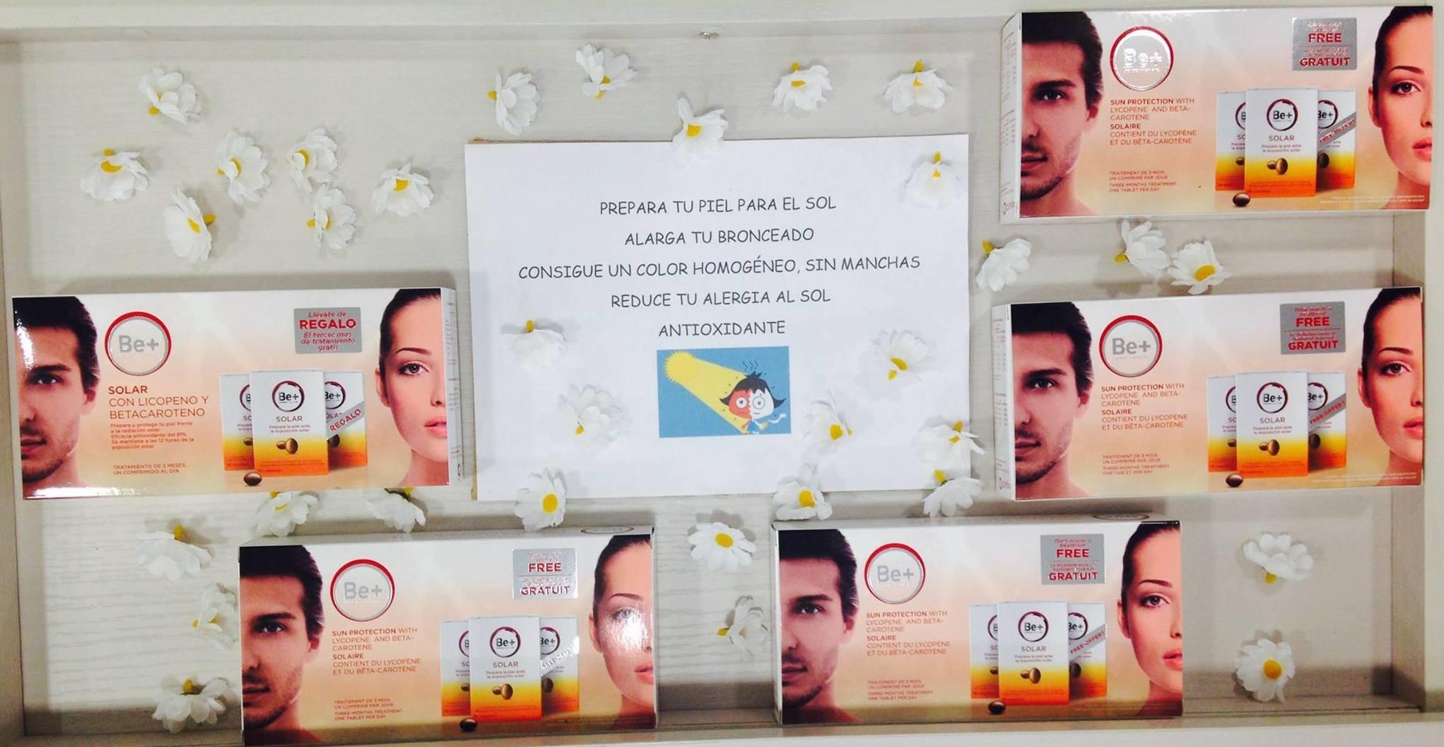 Productos para el tratamiento de la piel
