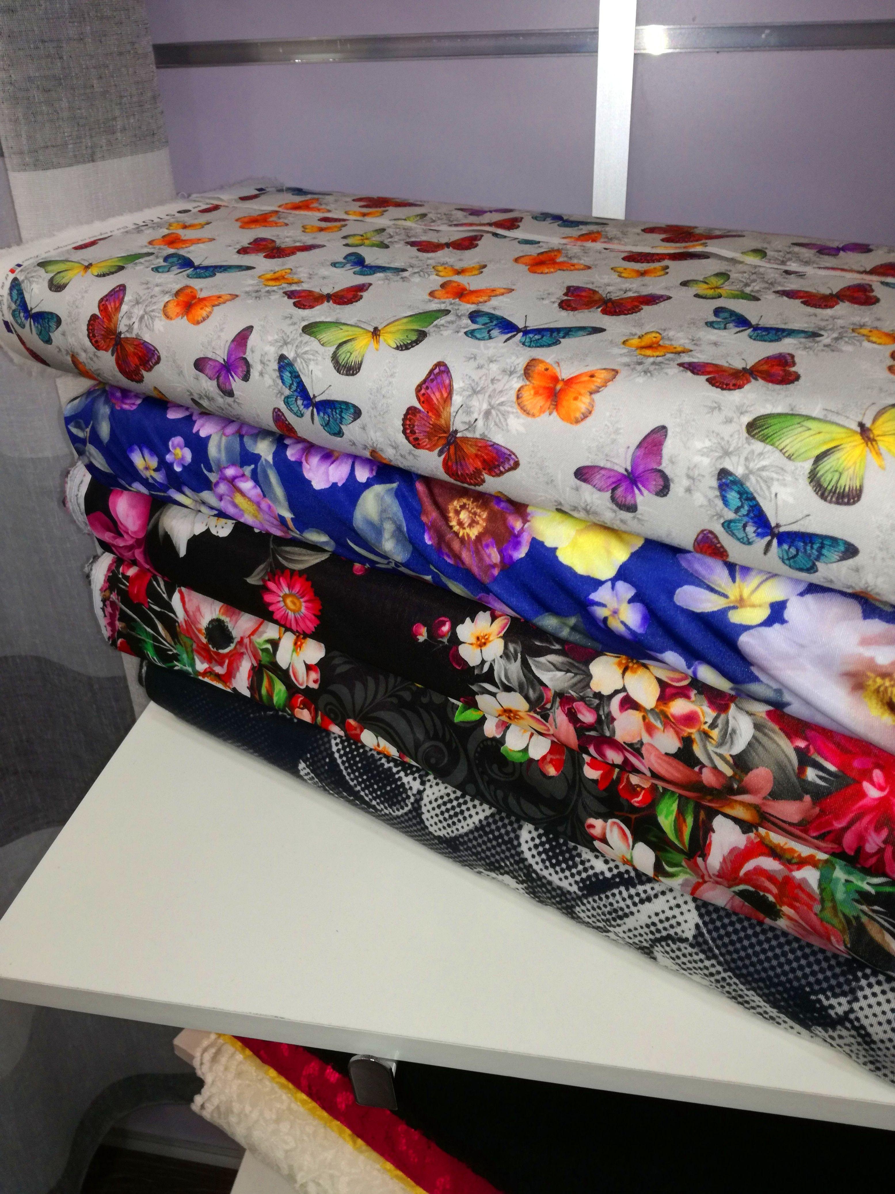 Tejidos y telas de vestir : Productos  de Triana Tejidos y Decoración