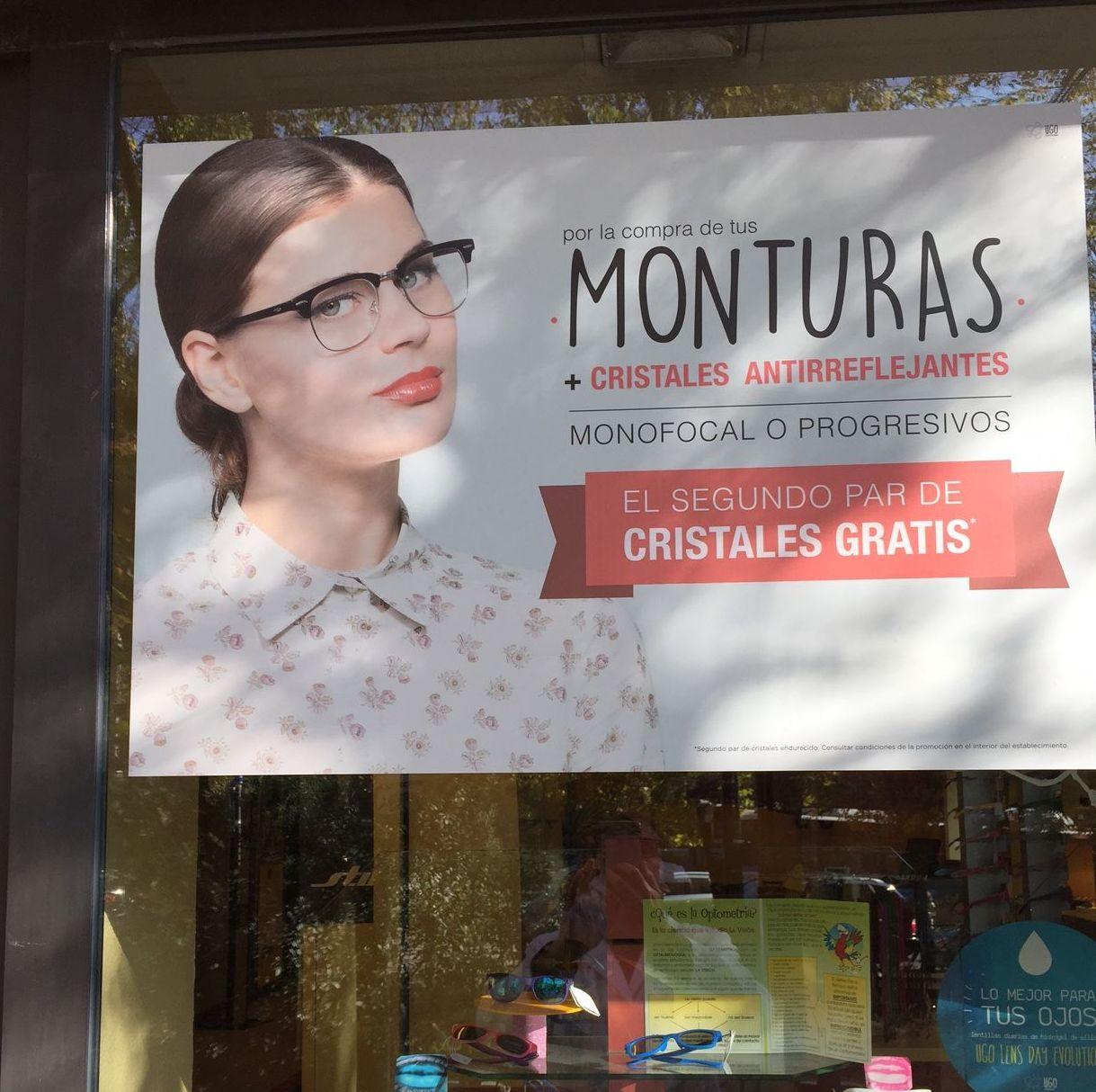 Óptica en Madrid