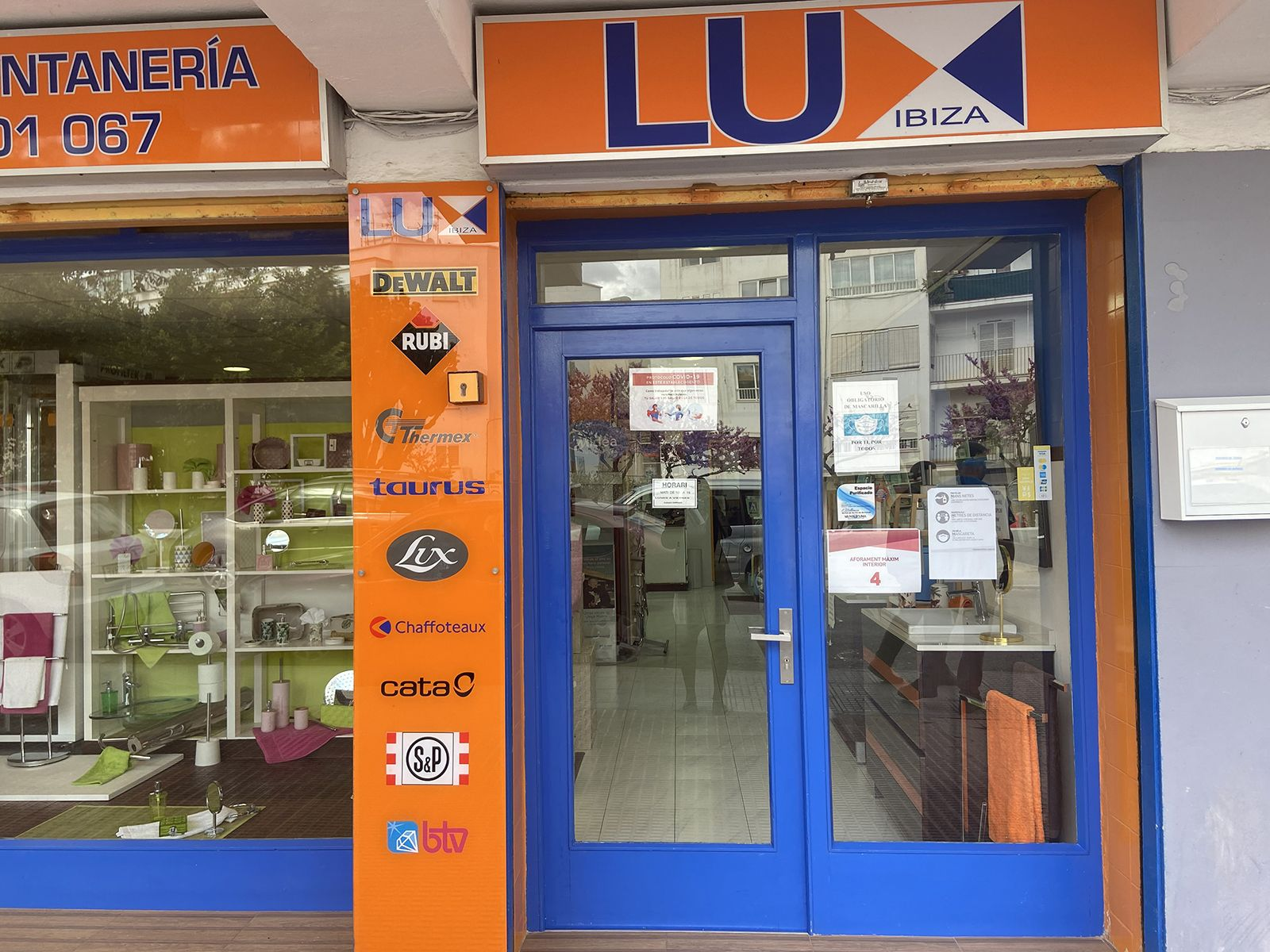 Instalación aire acondicionado Ibiza
