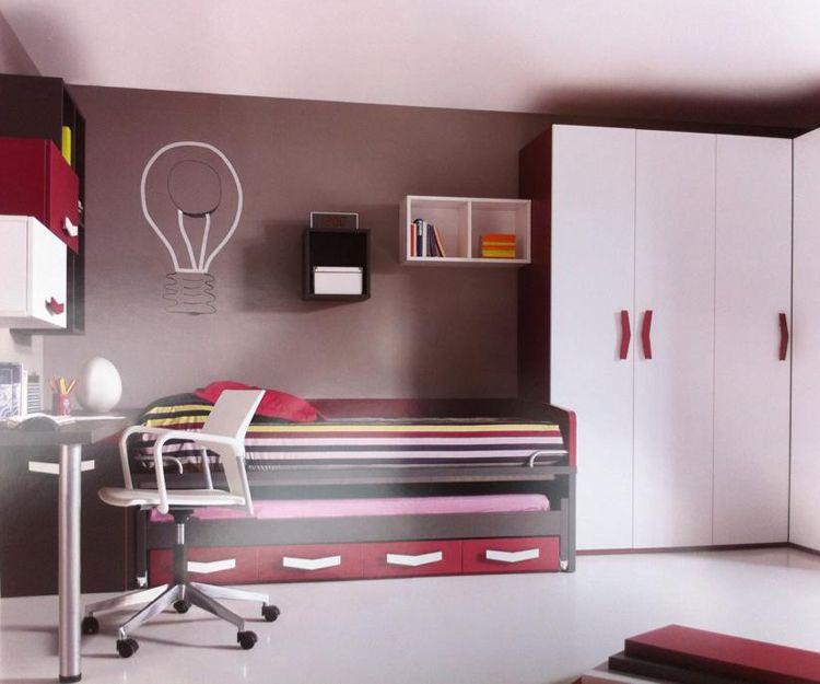 Dormitorios juveniles en Villanueva de la Cañada