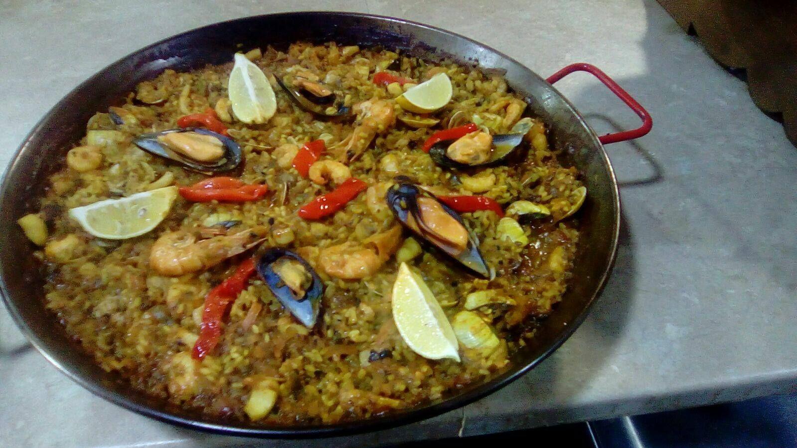 Donde comer Málaga