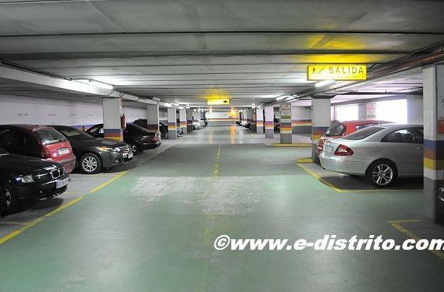 Parking en A Coruña 24 horas
