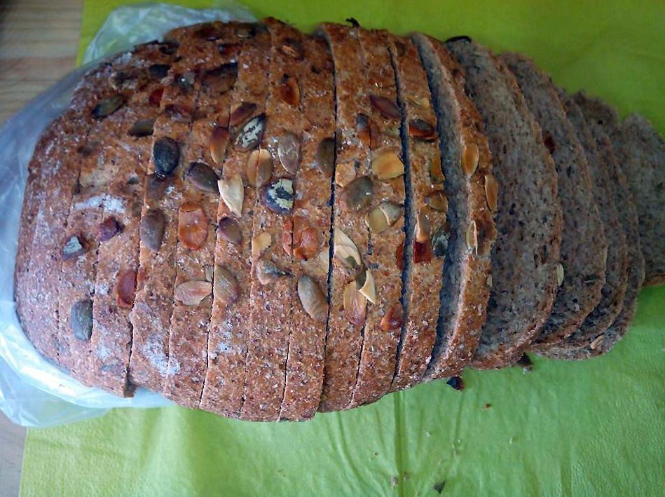 Venta de pan de elaboración artesana y natural en Tenerife