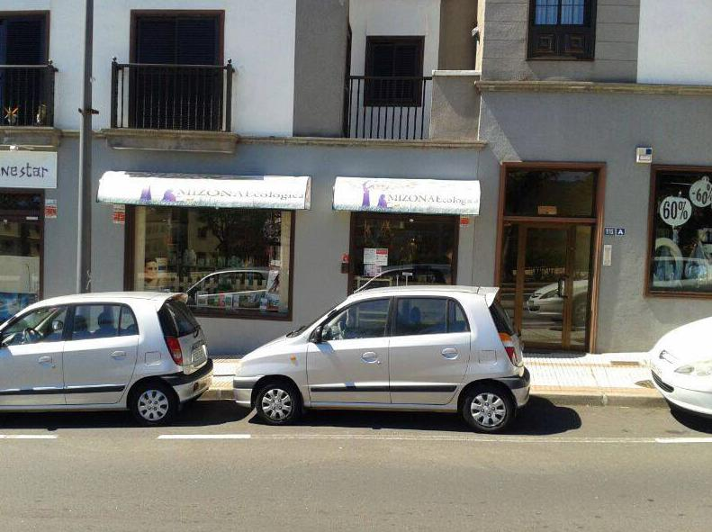 Tienda de cosmética natural y alimentación ecológica en Tenerife