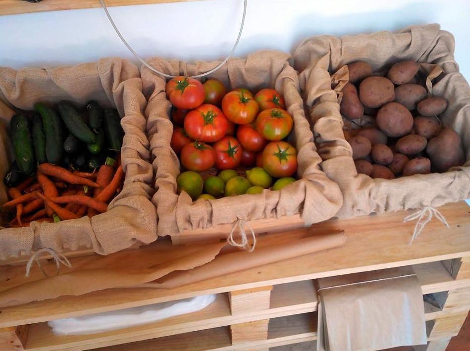 Productos de la huerta a su mesa en San Cristóbal de La Laguna