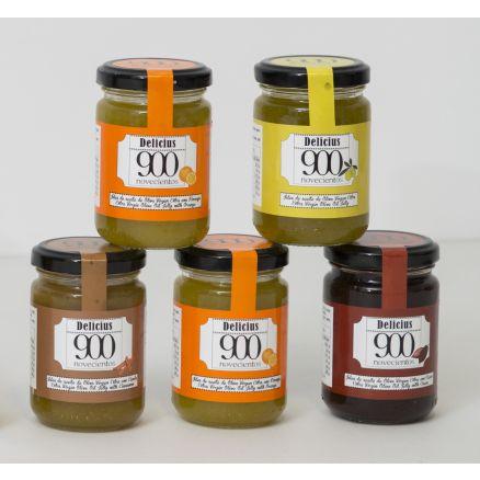 Jaleas dulces: Aceites de Oliva Virgen Extra  de Aceites del Sur