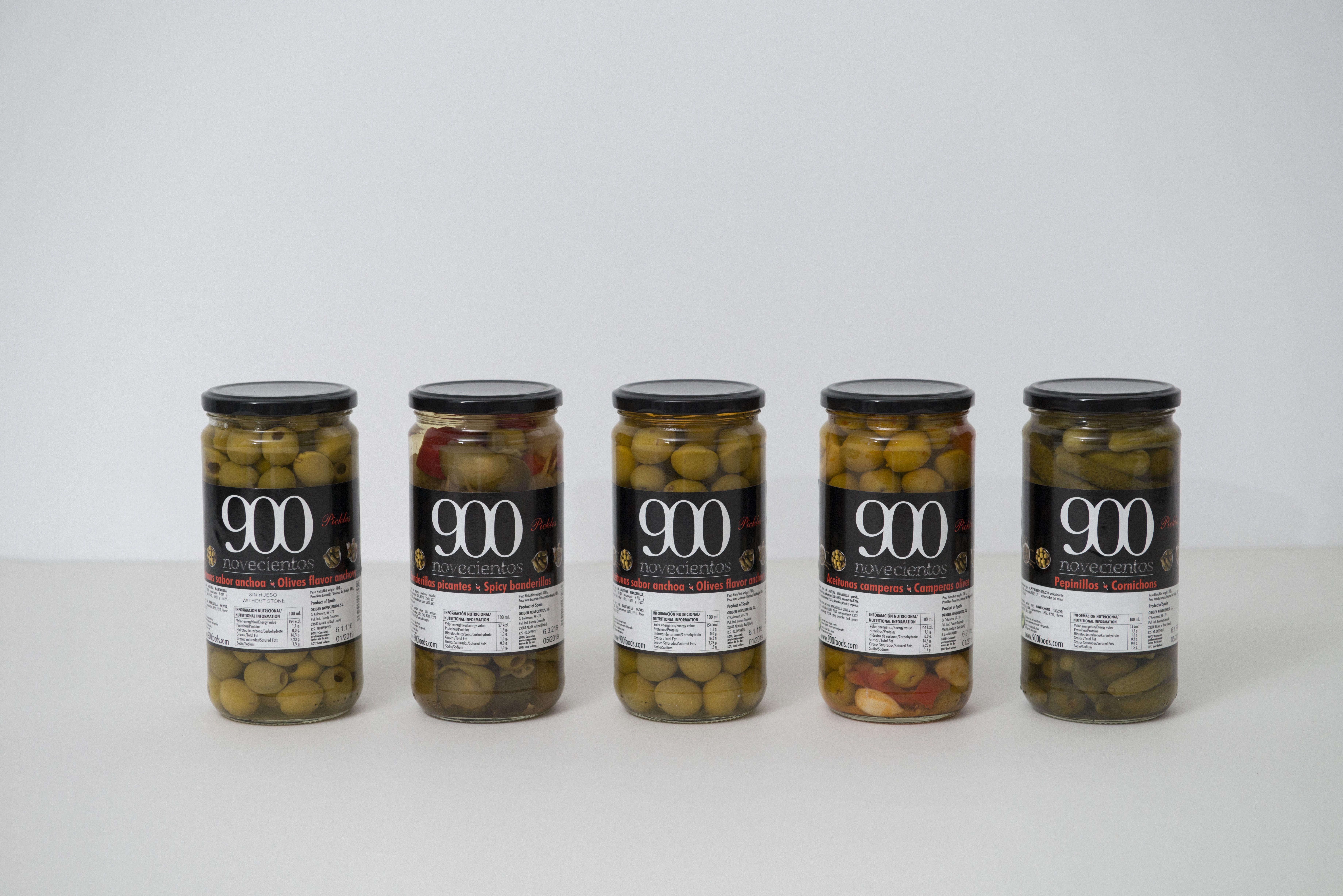 900 balance en Jaén