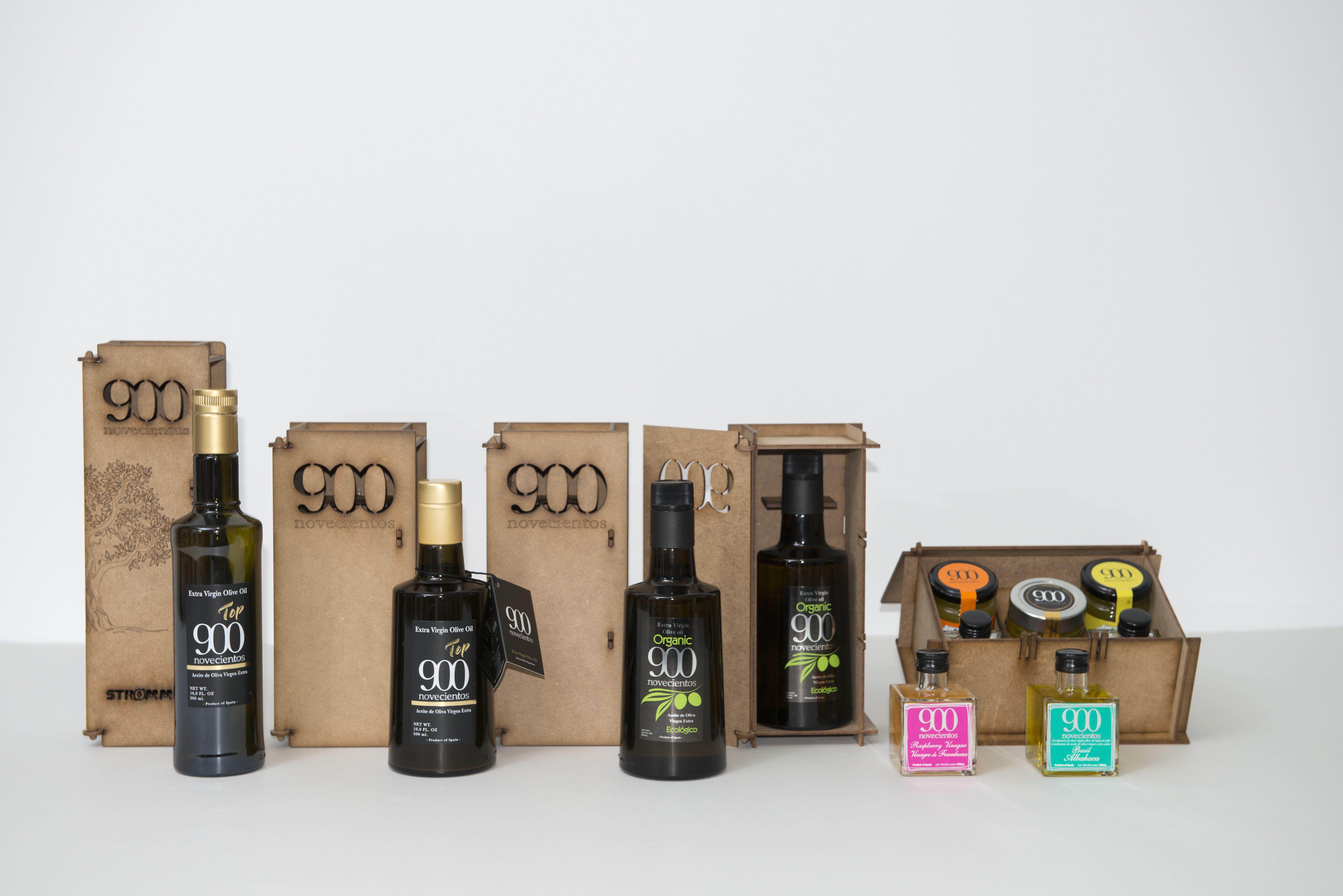 Packs de sabor, salud y diseño en Jaén