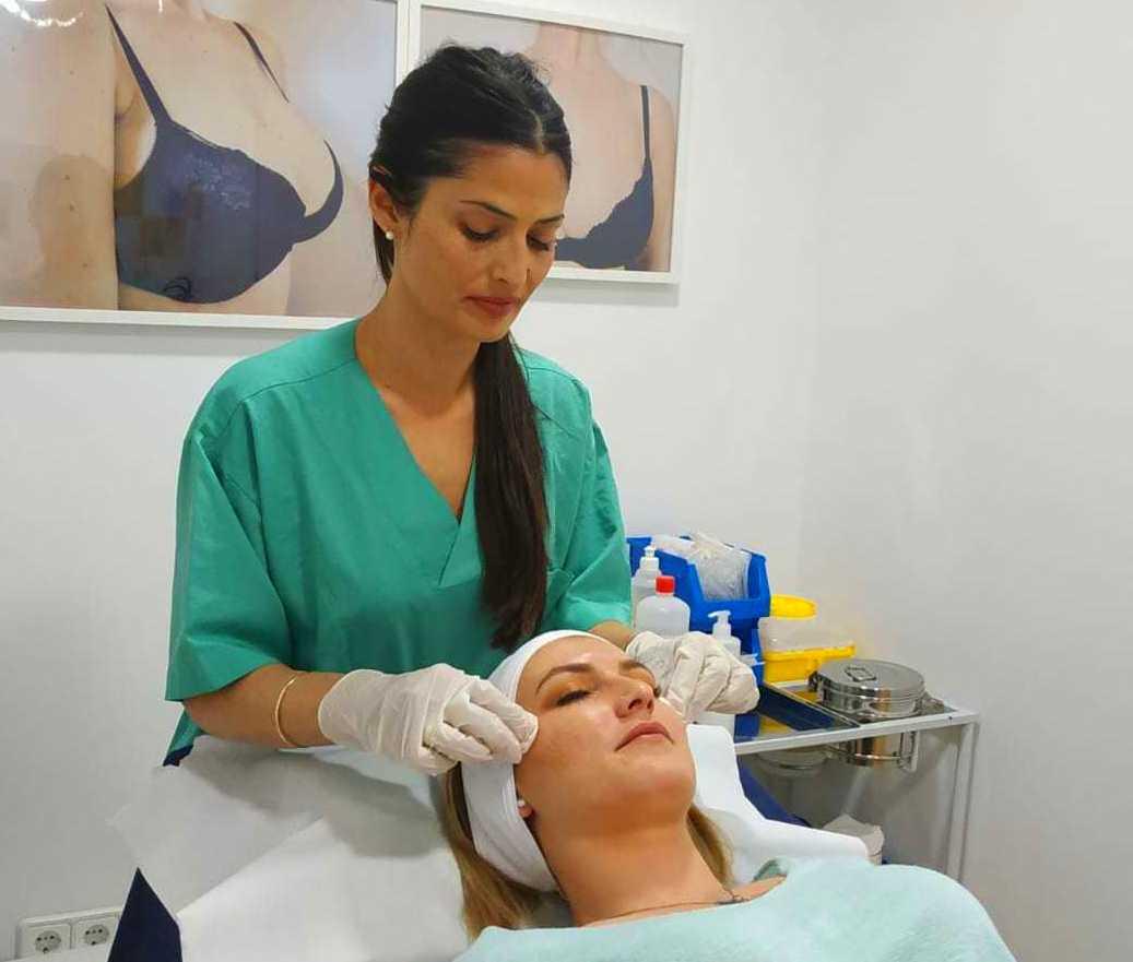 Peeling médico. : Tratamientos estéticos de Odex Corporación