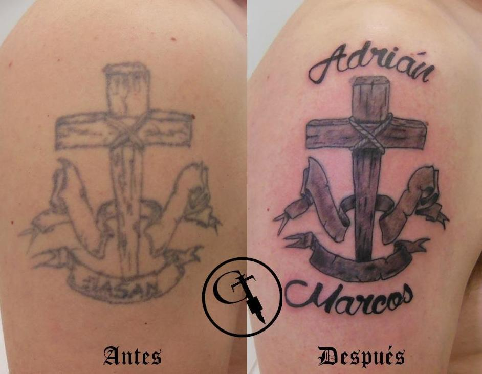 Tapar tatuajes en Logroño