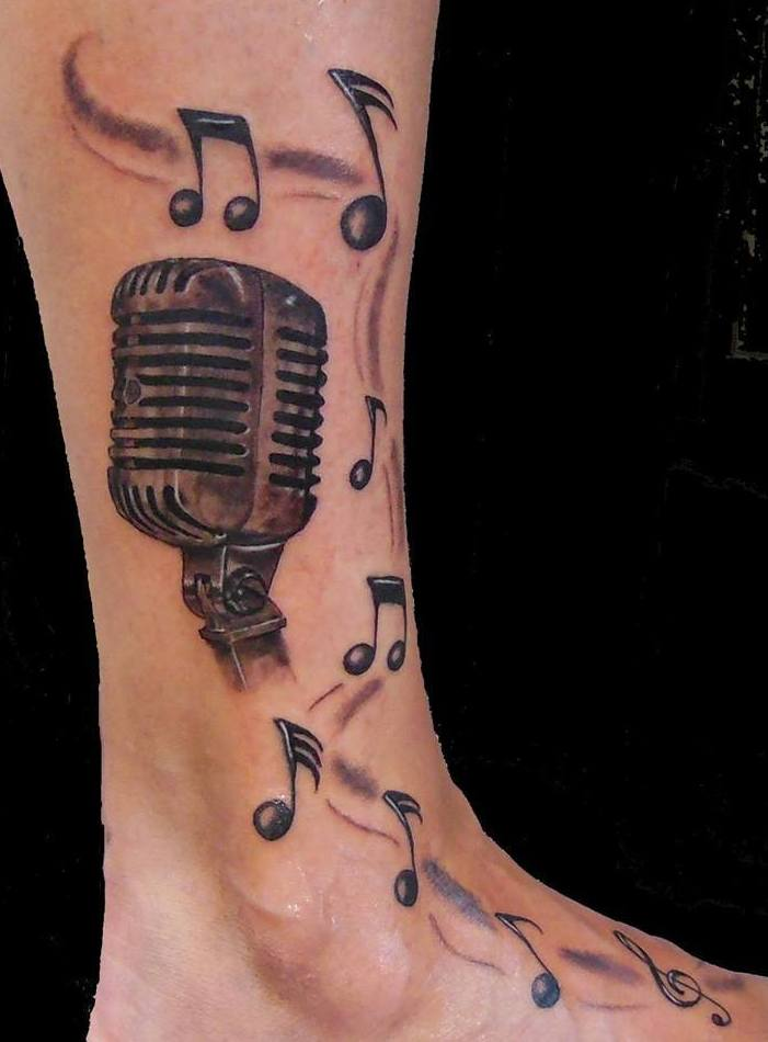 Tatuador con amplia experiencia en Logroño
