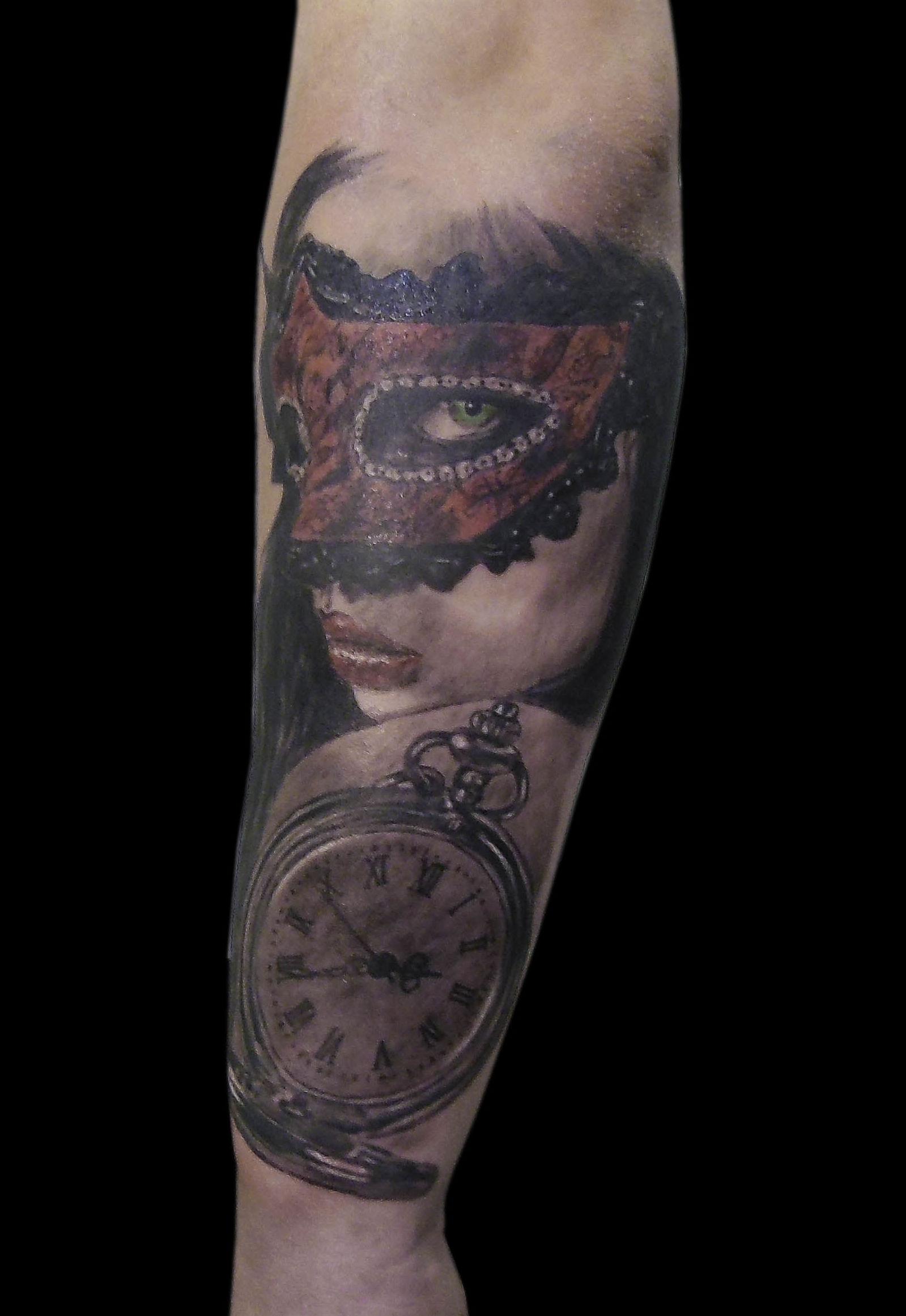 Foto 6 de Tatuajes en Logroño | Estudio de Chus Tattoo